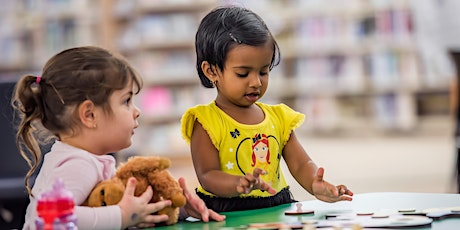 Toddler Time - Gordon White Library tickets