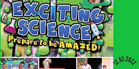 EXCITING SCIENCE tickets