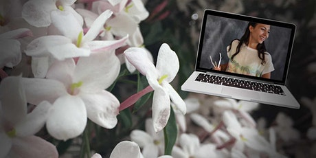 Online: Genealogy of Scent: White Petals, with Dana El Masri tickets