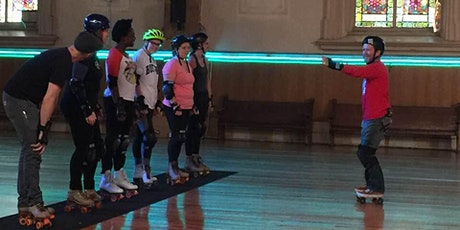 LEARN TO ROLLER SKATE tickets