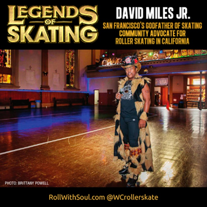 LEARN TO ROLLER SKATE image