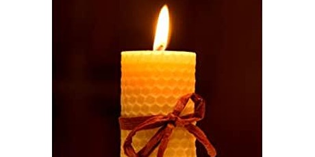 Make Your Own Equinox Beeswax Candle tickets