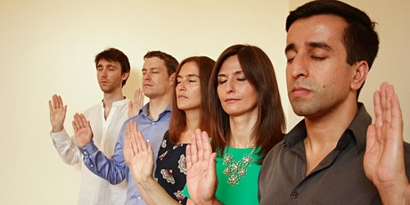 DYNAMIC PRAYER & HEALING WITH THE TWELVE BLESSINGS - Live Online tickets