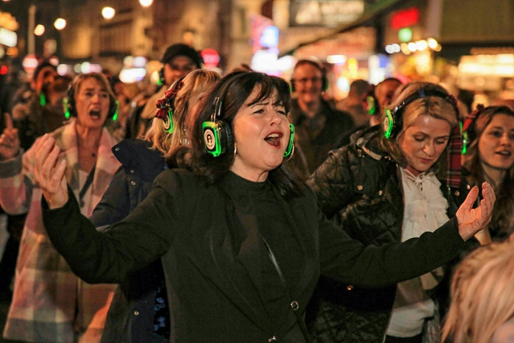 Boogie Shoes Silent Disco Walking Party image