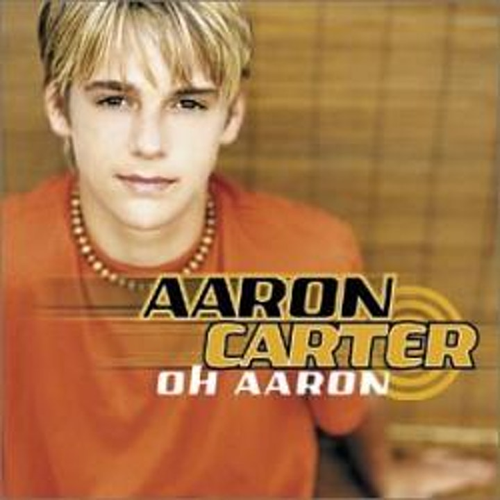 Aaron Carter's  Atlantic Canadian Tour - Fredericton - POSTPONED TO COVID19 image