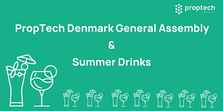General Assembly & Summer Drinks tickets