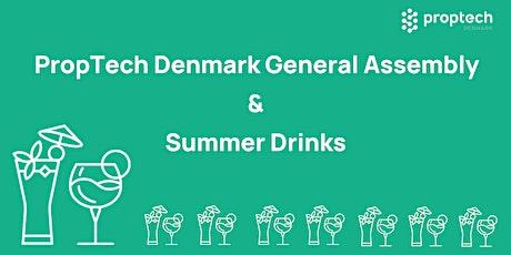 General Assembly & Summer Drinks biljetter