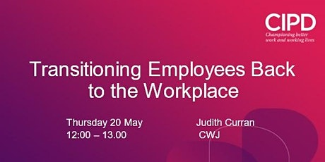 Transitioning Employees Back to the Workplace tickets