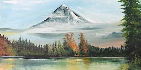 Chill & Paint Thursday Night  Auck City Hotel  - Mountain & Lake tickets