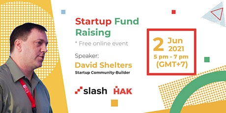 Startup Fund Raising tickets