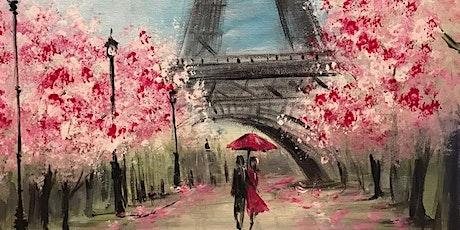 Chill & Paint Saturday Arvo  Auck City Hotel  - PARIS! tickets