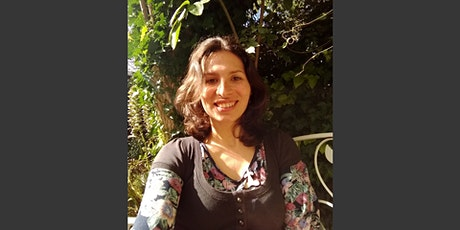 #LivefromLucy with Dr Cristina Rodriguez Rivero tickets