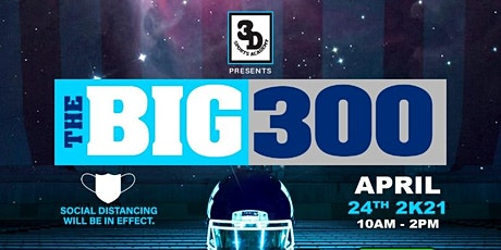The Big 300 tickets