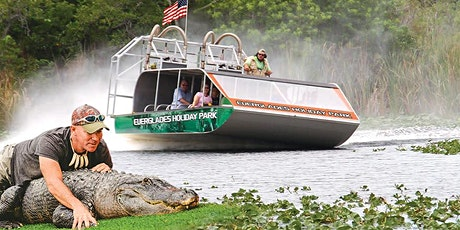 Everglade airboat excursion billets