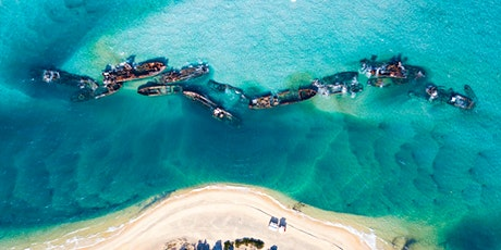 Moreton Island, May Escape tickets