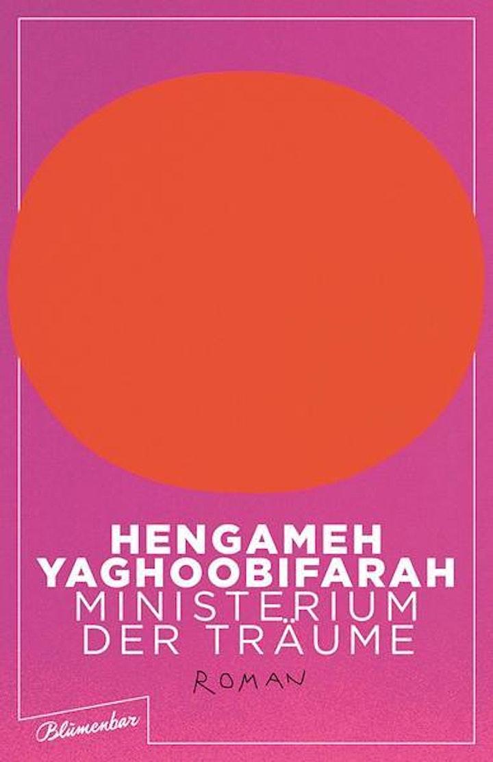 Buchpremiere mit Hengameh Yaghoobifarah: Bild