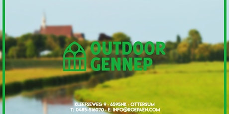 Kano huren  Outdoor Gennep tickets