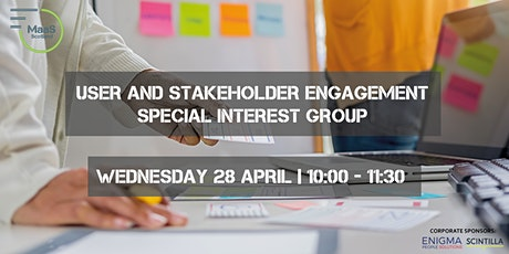 MaaS Scotland SIG: User and Stakeholder Engagement tickets