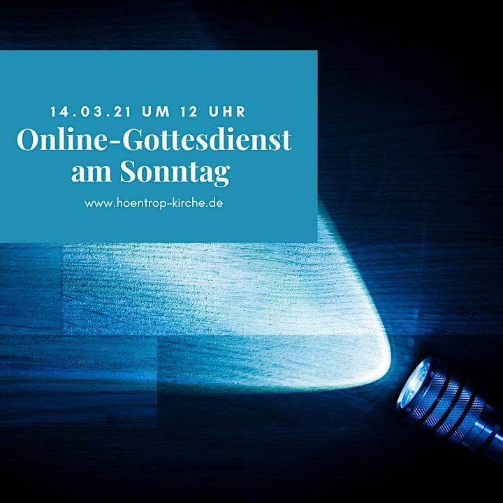 Online-Gottesdienst: ... Licht an!: Bild