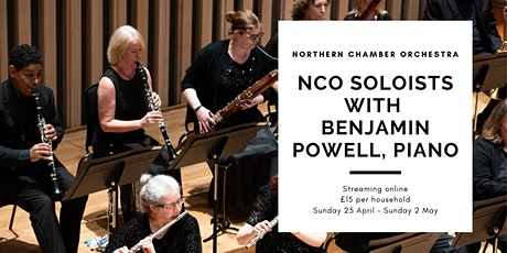 Online: NCO Soloists with Benjamin Powell, piano tickets