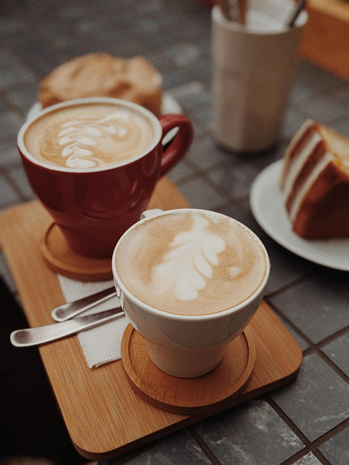 IA Internal Pouch Group - Morning Coffee & Chat! image