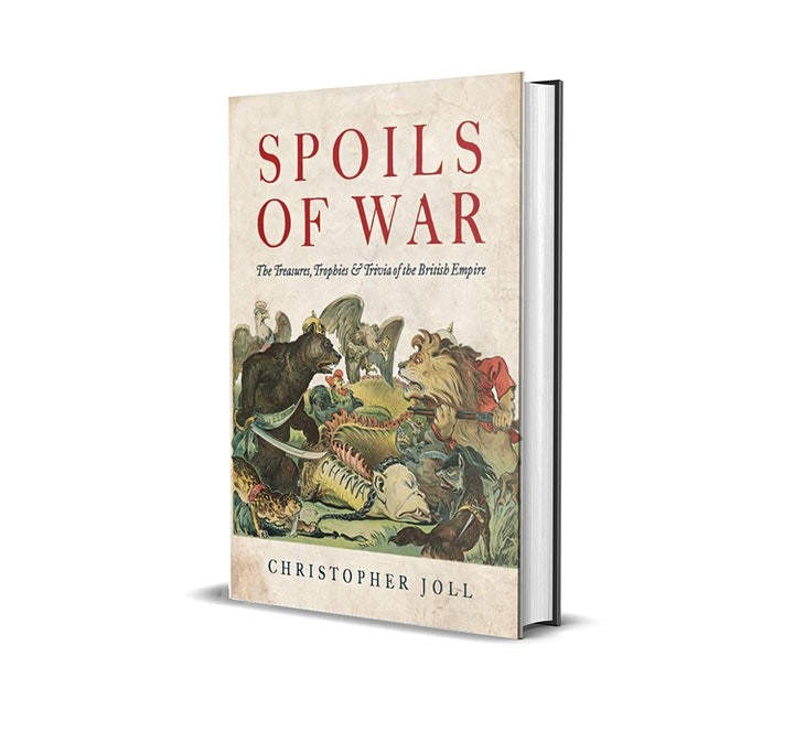The Spoils of War by Christopher Joll image