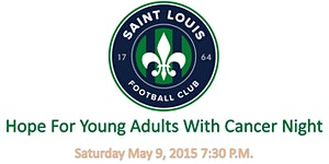Hope For Young Adults With Cancer Night With St. Louis...