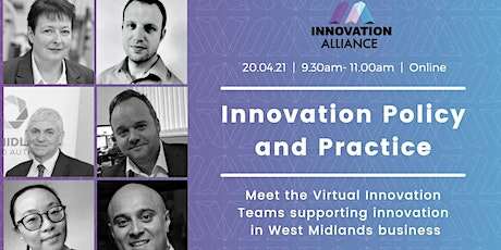 Meet the Virtual Innovation Team – Supporting Innovation in WM Business tickets