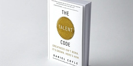 Book Review & Discussion : The Talent Code tickets