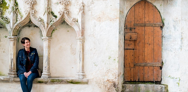 Finding and Sharing your stories : a church tourism workshop image