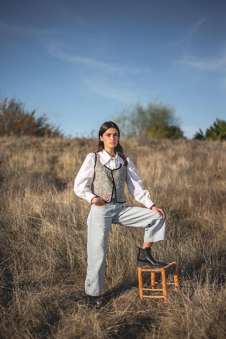 Imagen de cita INTREPIDA con la moda: CODE 41, XV Semana de la Moda de Andalucía