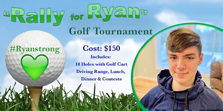 Rally for Ryan Golf Tournament 2021 tickets
