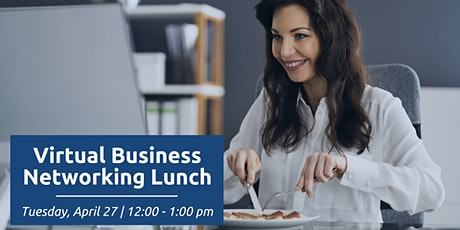 Virtual Business Networking Lunch Tickets