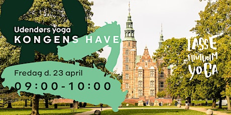 Yoga i Kongens Have tickets