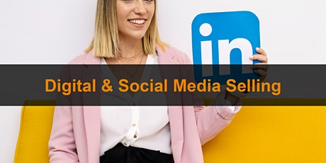 Digital & Social Media Selling: Online Training billets