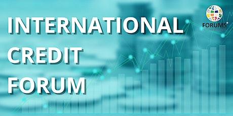 International Credit Forum (ICF) - Headline Topic: Southern Europe Panel bilhetes