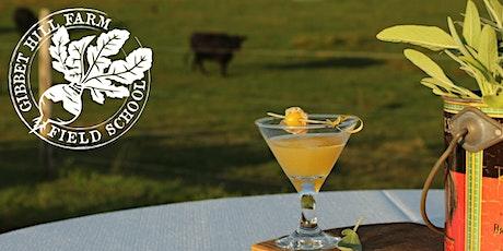Gibbet Hill Farm Field School •Cocktails tickets