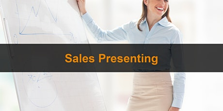 Sales Presenting Course: Online Training tickets