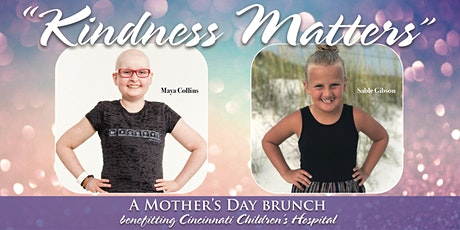 """Kindness Matters"" Mother's Day Brunch tickets"
