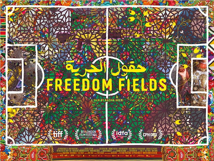 Freedom Fields - A Private Film Screening + Q&A image