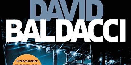 Best selling author David Baldacci in conversation with Tim Rideout tickets