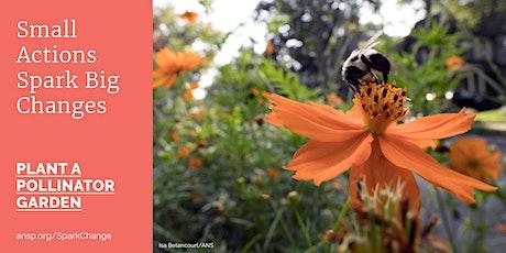 Spark Change: Plant a Pollinator Garden tickets