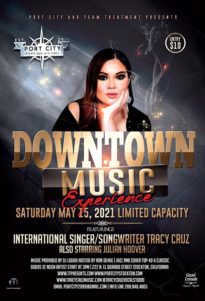 Downtown Music Experience-Stockton (DMX) image