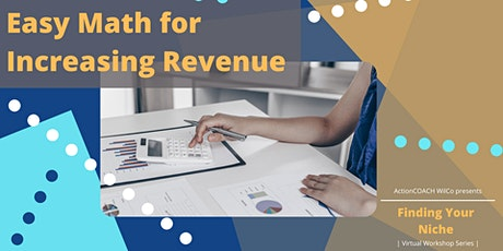 Easy Math for Increasing Revenue! tickets