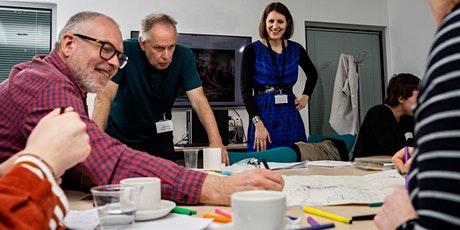 Dementia and Imagination LIVE Training 29 April 2021 tickets