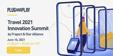 Travel 2021: Innovation Summit - ready for takeoff Tickets