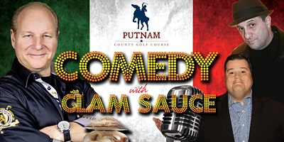 Comedy With Clam Sauce with Headliner Mike Marino