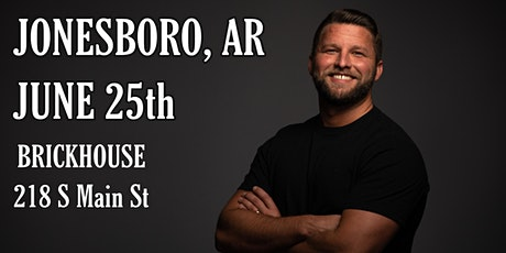 Dustin Sims LIVE (Jonesboro, AR) tickets