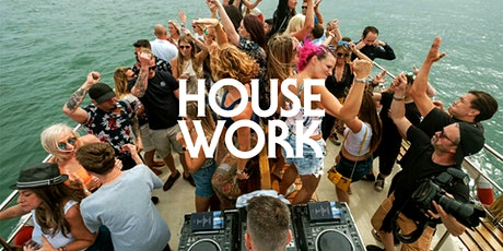 House Work - Boat Party tickets