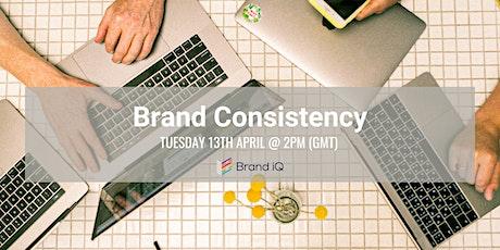 Brand Consistency tickets